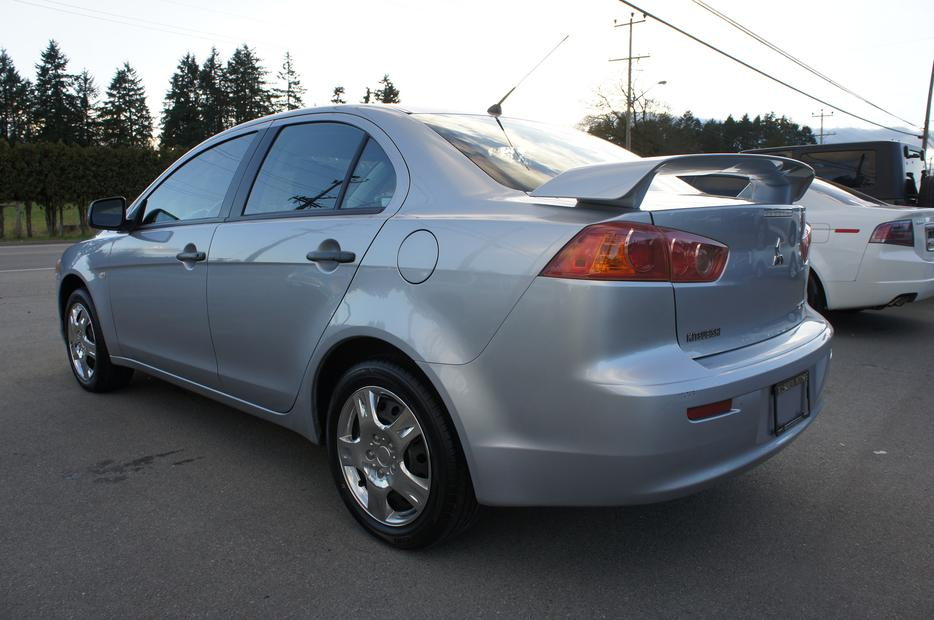 2009 Mitsubishi Lancer Reduced Price Was 11988 Outside