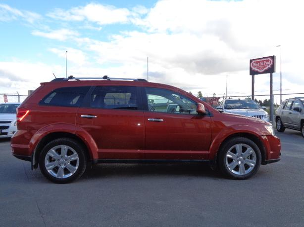 2014 Dodge Journey R/T #I5267 INDOOR AUTO SALES WINNIPEG