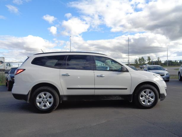 2015 Chevrolet Traverse #I5268 INDOOR AUTO SALES WINNIPEG