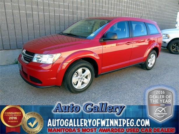 2015 Dodge Journey CVP*Only 1400 kms!
