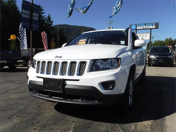 2015 Jeep Compass High Altitude - Leather Int, Satellite Radio