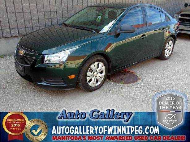 2014 Chevrolet Cruze 2LS *Low Payments!!