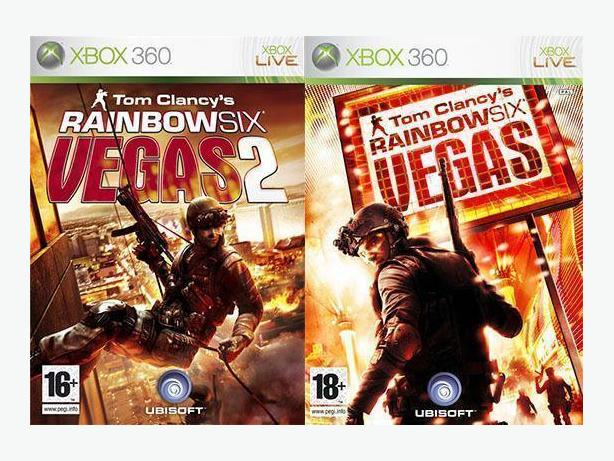 Tom Clancy's Rainbow Six VEGAS & VEGAS 2 for XBOX One