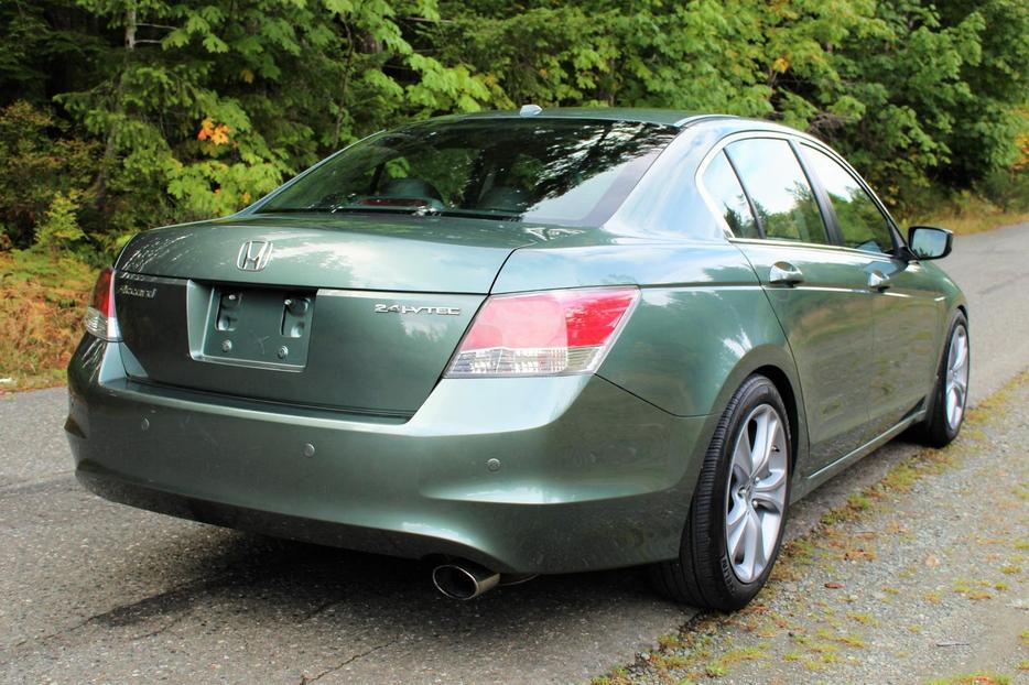 2008 honda accord ex l bc local accident free rare manual transmission campbell river