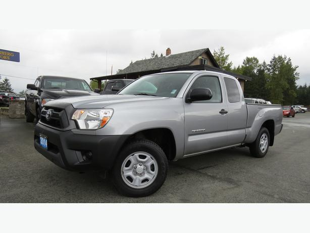 2014 toyota tacoma access cab 2wd like new outside victoria victoria. Black Bedroom Furniture Sets. Home Design Ideas