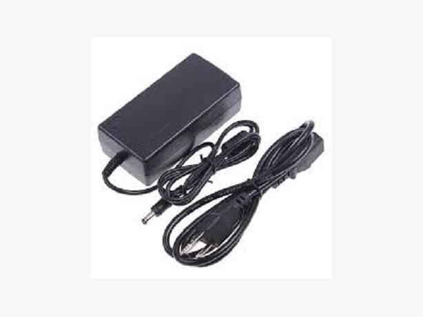 12V 5A 60W AC to DC Wall Charger Adapter 5.5mmx2.1mm