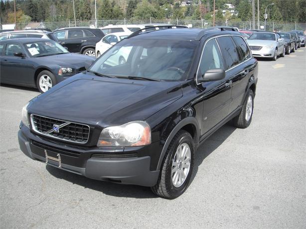 2005 Volvo XC90 2.5T AWD