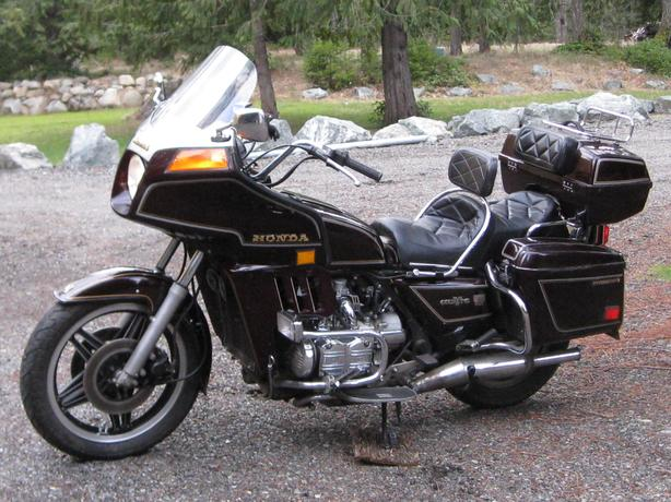 Gold Wing GL1100 1981