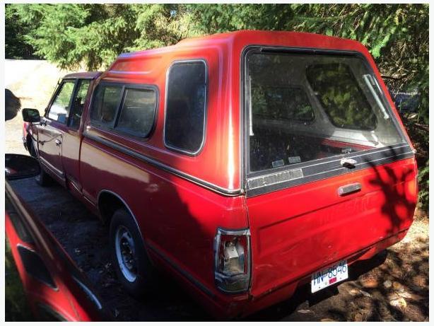 1985 Nissan Truck