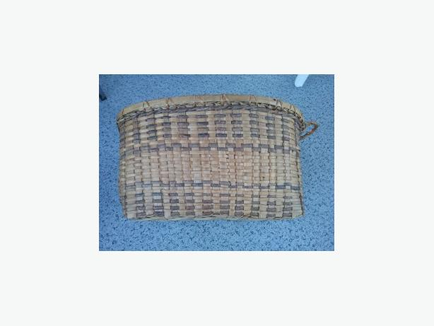 Native cedar basket