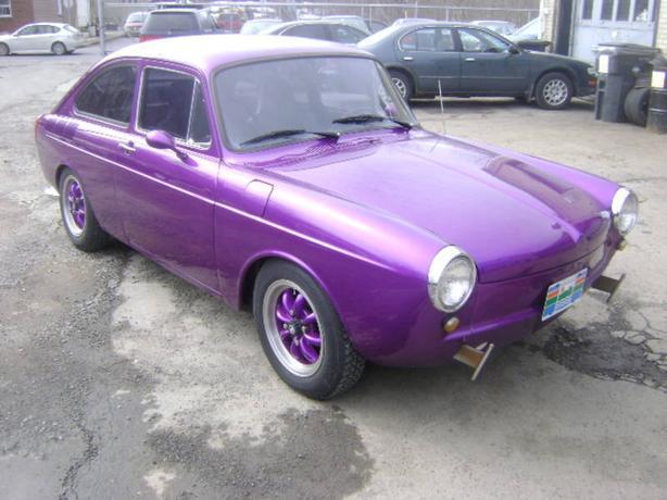 1972 VolksWagen Fast Back Type 3