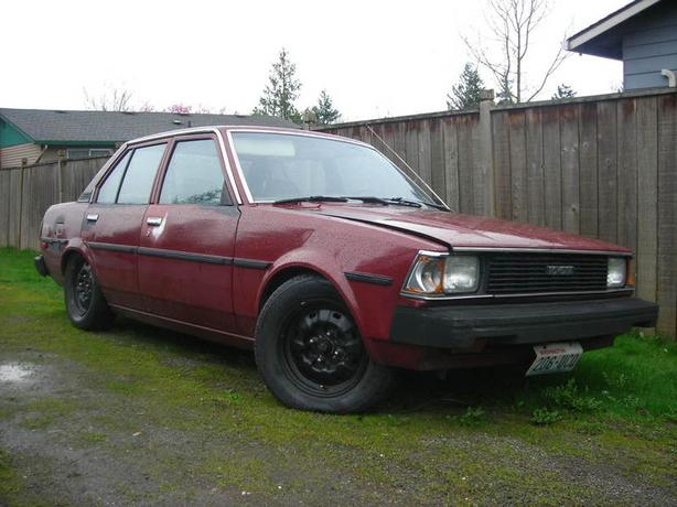 WANTED: WANTED: (1980 to 1983 corolla