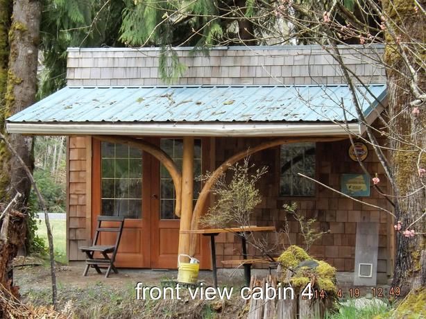 Furnished tiny house