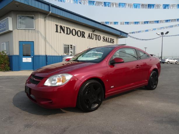 2007 Chevrolet Cobalt SS #1402 INDOOR AUTO SALES WINNIPEG