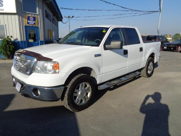2008 Ford F-150 XLT #I5190 INDOOR AUTO SALES WINNIEPG