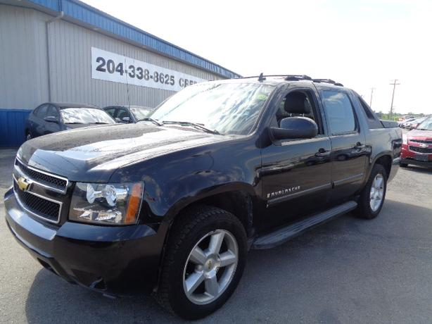 2007 Chevrolet Avalanche #I5170 INDOOR AUTO SALES WINNIPEG