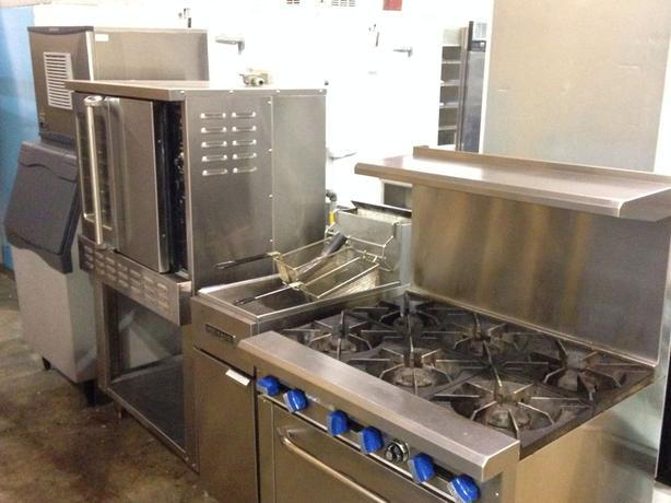 Massive Live & Online Restaurant Equipment Auction