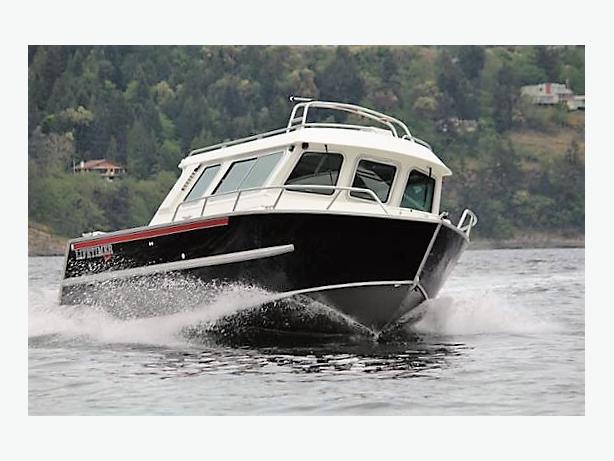 Lifetimer Aluminum Boat