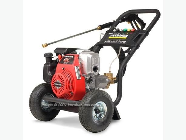 Honda GC190 Gas-Powered 3000 Psi Pressure Washer