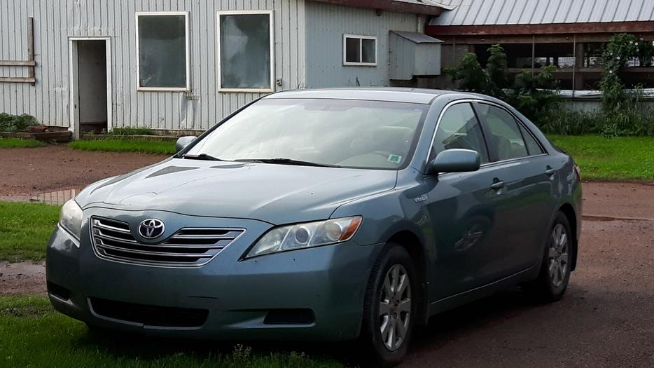 2007 toyota camry hybrid 4500 obo queens county pei mobile. Black Bedroom Furniture Sets. Home Design Ideas