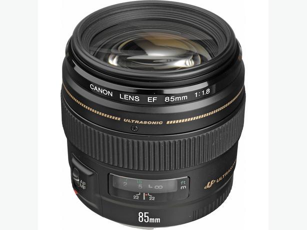 CANON Canon EF 85mm f/1.8 USM Lens