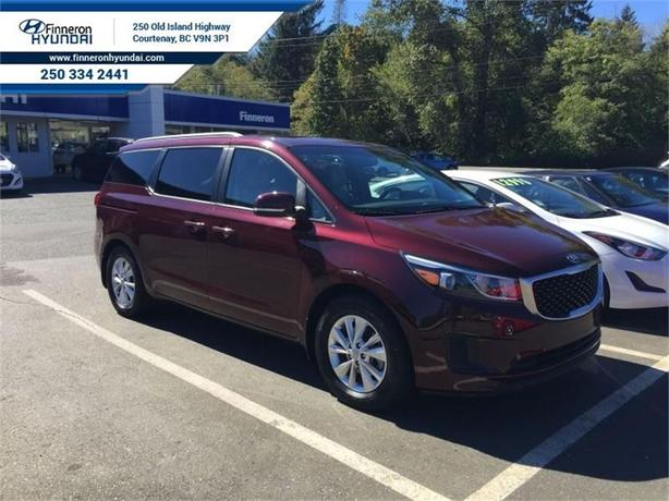 2016 Kia Sedona LX Over 3 Years of Warranty Remaining