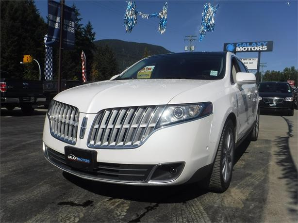 2012 Lincoln MKT Ecoboost - Leather Int, SYNC, Navigation
