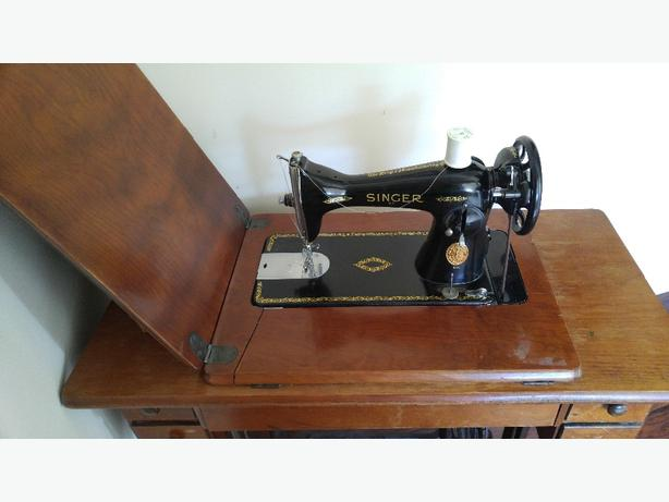 1938 old singer sewing machine