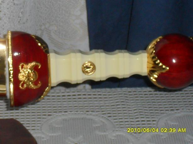 Authentic licensed gladiator sword from movie