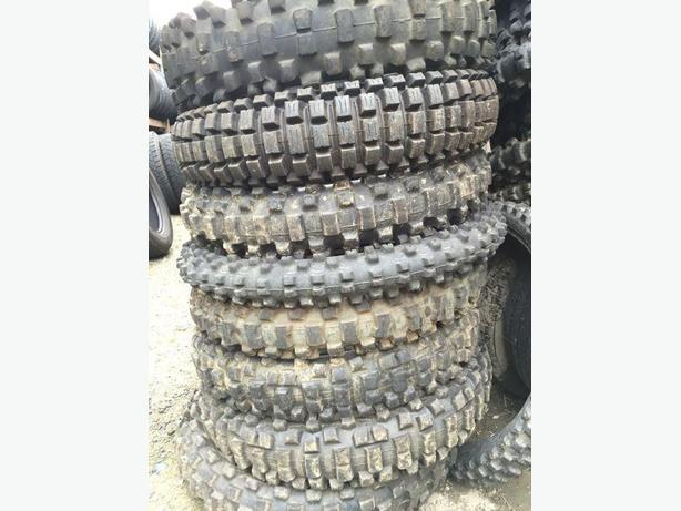 Good Used Dirt Bike Tires of all sizes