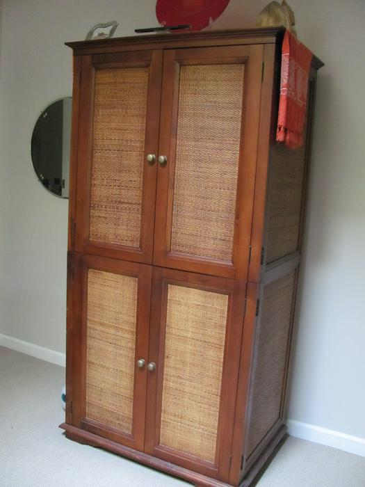 Armoire with free tv saanich victoria
