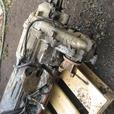 automatic transmission an transfer case