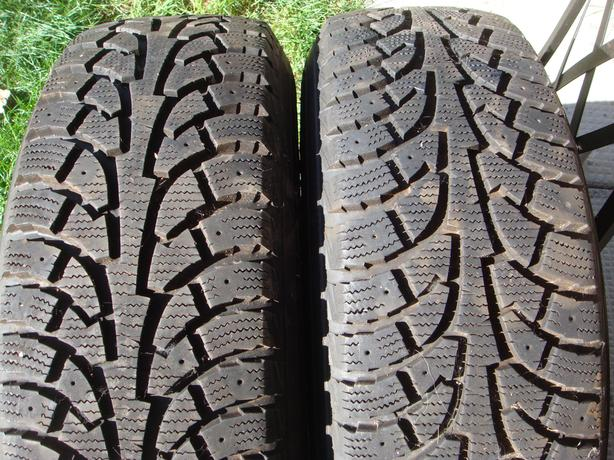 ( 2 )  P215 / 70 R15 Winter Tires, I@ PIKE RSV HANKOOK