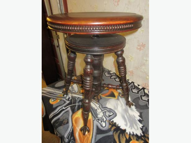 GREAT GRAMAS PIANO STOOL