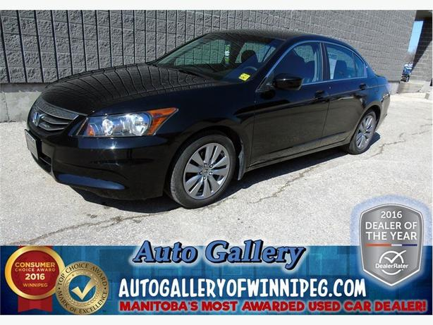 2012 Honda Accord EX-L*Leather/Sunroof