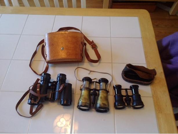 Binoculars $50 Each