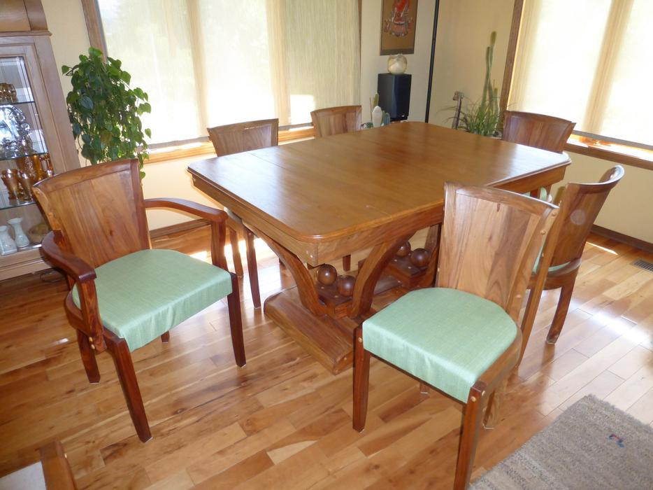 Teak Dining Room Set Ottawa