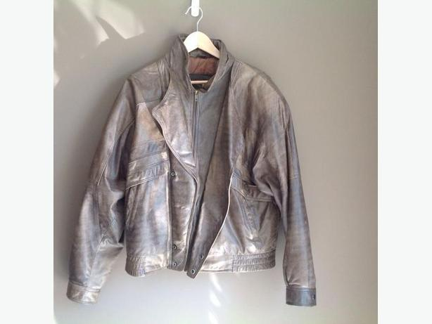 Condition leather jacket