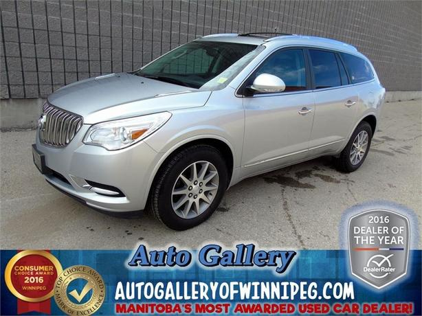 2015 Buick Enclave AWD Leather/Sunroof