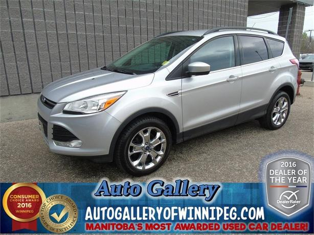 2015 Ford Escape SE AWD *Lthr/NAV*