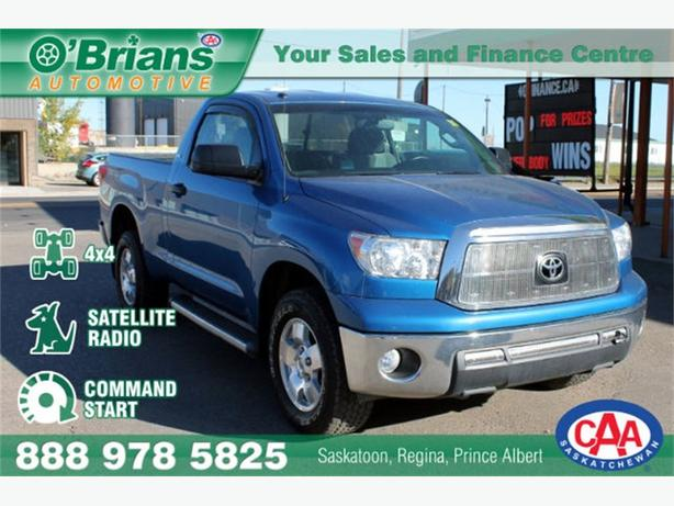 2010 Toyota Tundra 4.6L V8 - 4x4 CMD START
