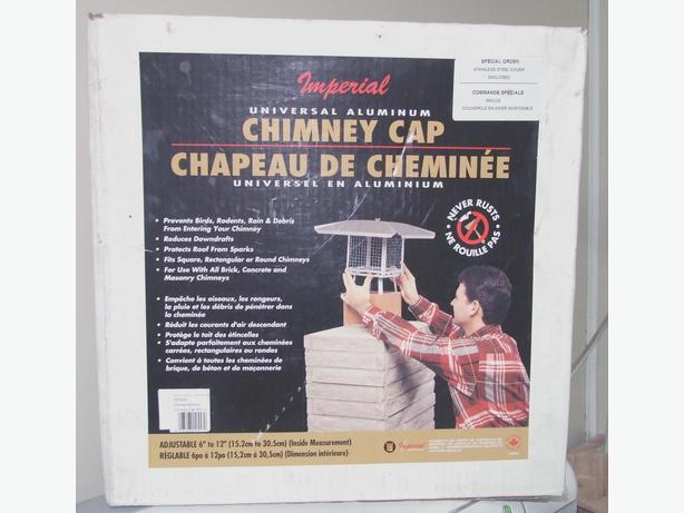 Imperial Universal Aluminum Chimney Cap