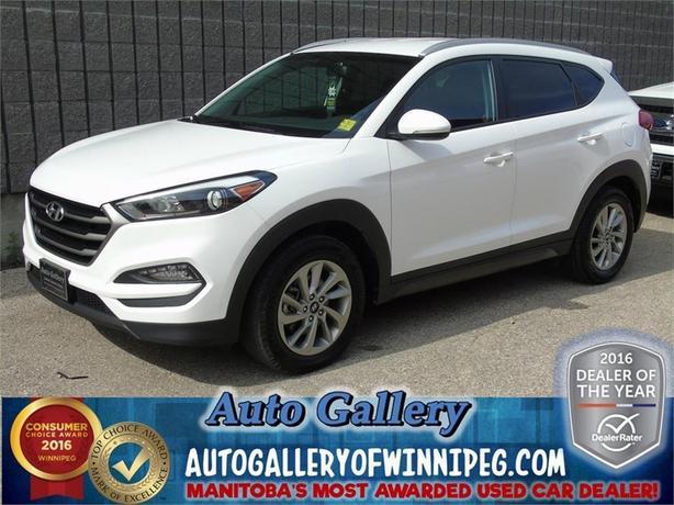 2016 Hyundai Tucson Prem.*AWD/Htd. Seats