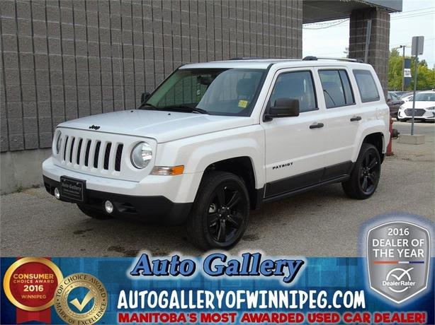2015 Jeep Patriot Altitude * Only 621 kms !