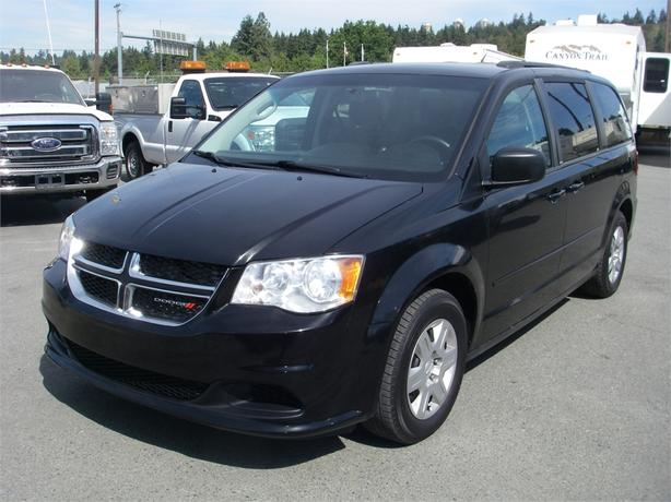2013 Dodge Grand Caravan SE Stow N' Go