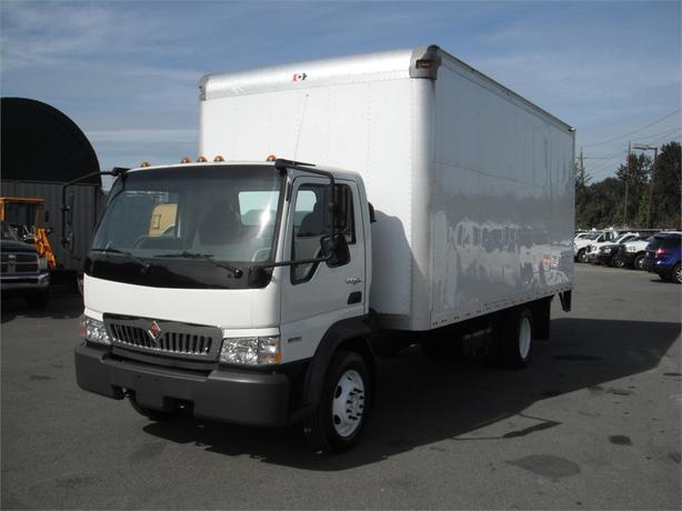 2010 International CF500 CityStar Cube Van Diesel w/ Power Lift Gate
