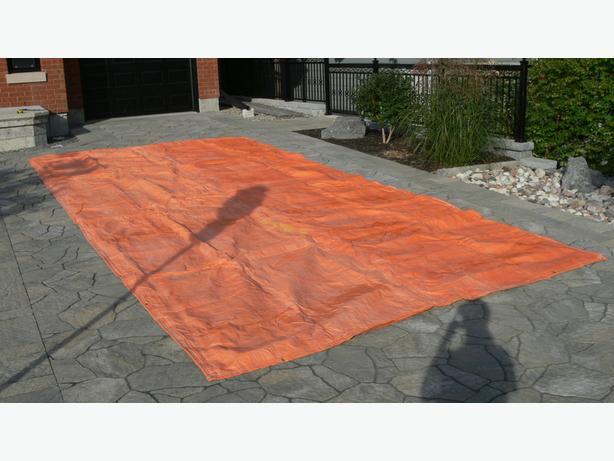 Insulated tarps 12 x 24 feet
