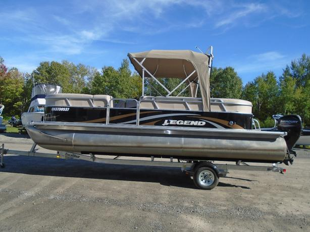 2013 Legend Genesis Lounger Pontoon for Sale