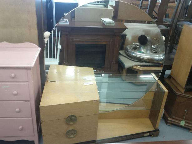 Art Deco Vanity/Dressing Table
