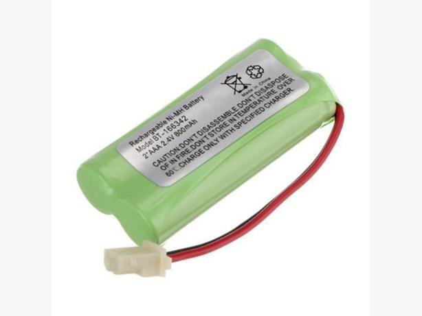 2x Cordless Phone Battery for Vtech, GE, AT&T Series 4.2v 600mA